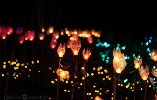 garden lights these diy outdoor garden lights will take your breath away