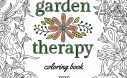 Garden Therapy Coloring Book PDF For Download