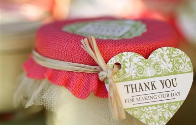 Useful Wedding Favors 39 Perfect