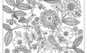 Free Lifes A Garden Coloring Page From Gardentherapy A5 512x663
