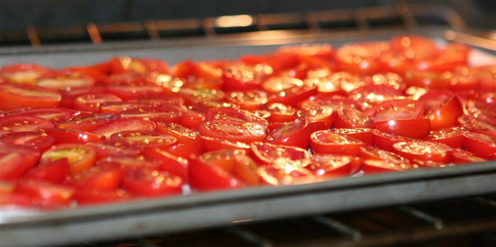 Oven Dried Grape Tomatoes Large
