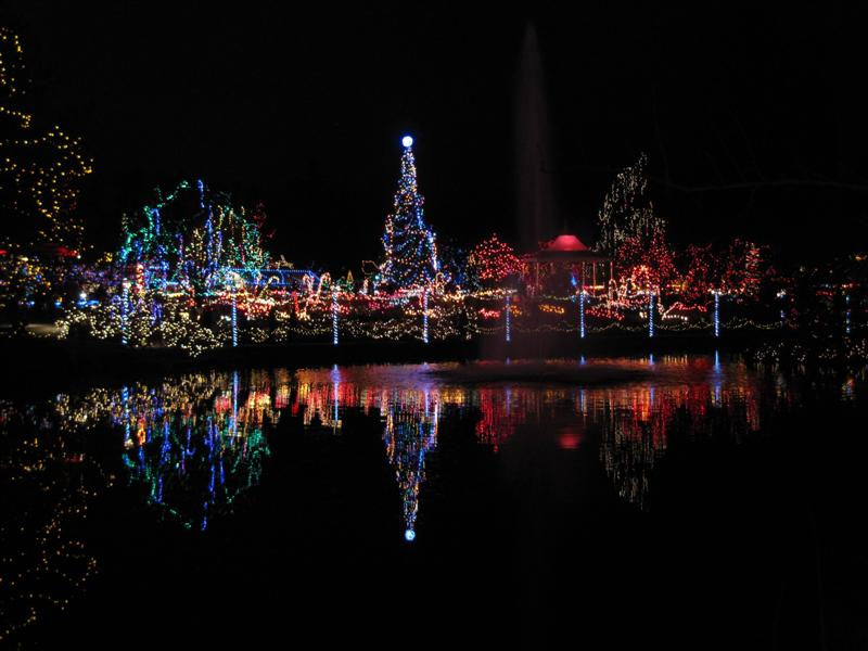 VanDusen Gardens Festival of Lights