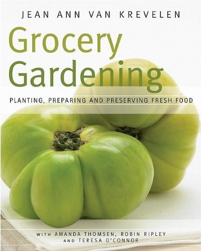 Grocery Gardening: Book Review