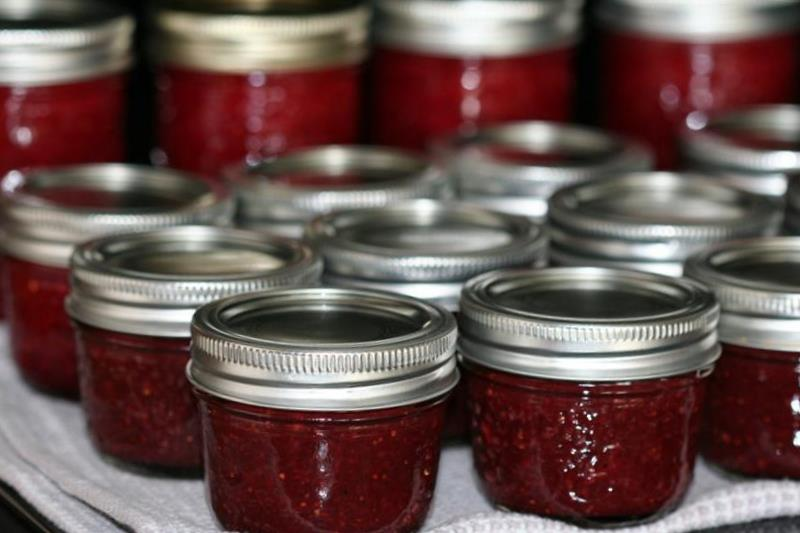 Strawberry Jam Two Ways