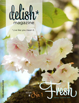 Delish Springcover
