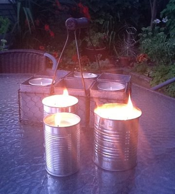 Citronella CAN-dles