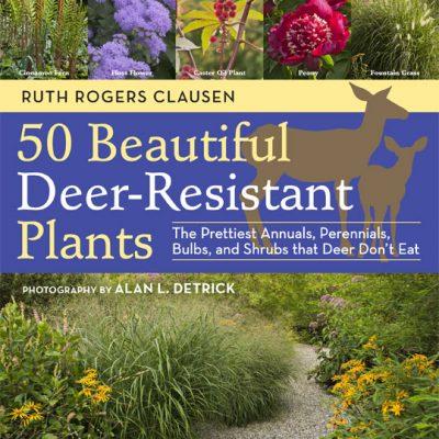 Book Giveaway: 50 Beautiful Deer-Resistant Plants