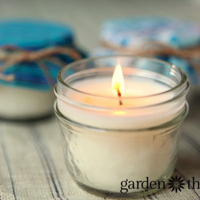 Soy Beeswax Jar Candles