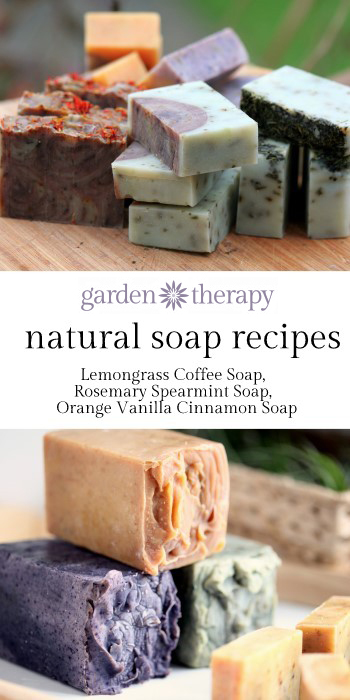 Step-by-step instructions on how to make beautiful artisan soap at home