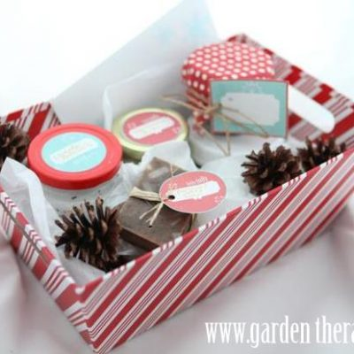 Last Minute Holiday Gifts Countdown Day 7: Free Printable Gift Tags