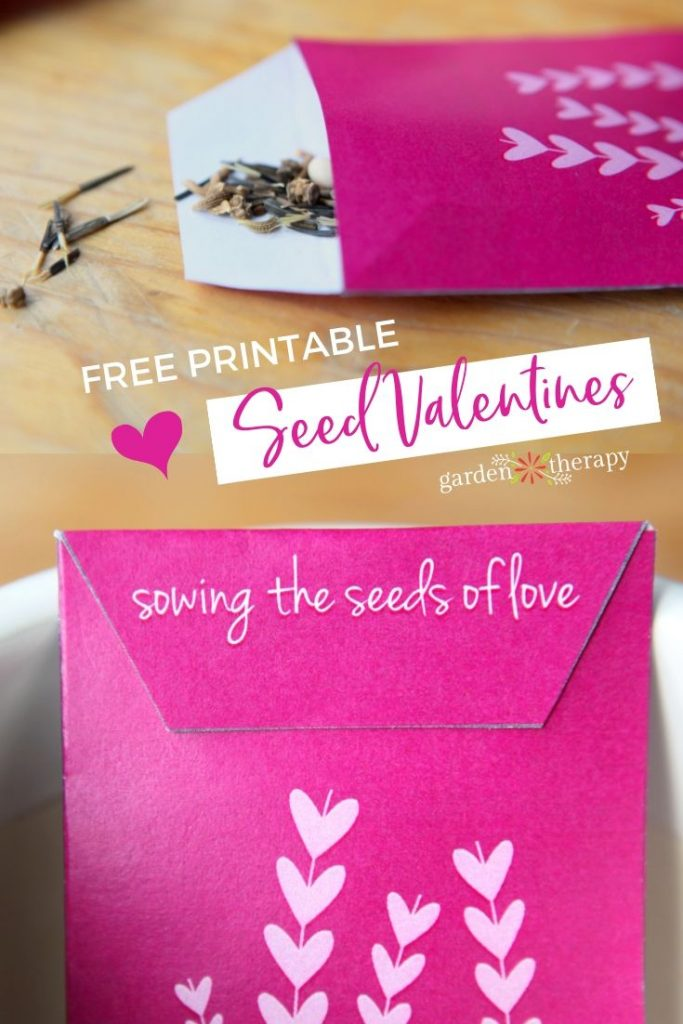 image about Printable Seeded Paper named Absolutely free Printable Herb Seed Envelopes