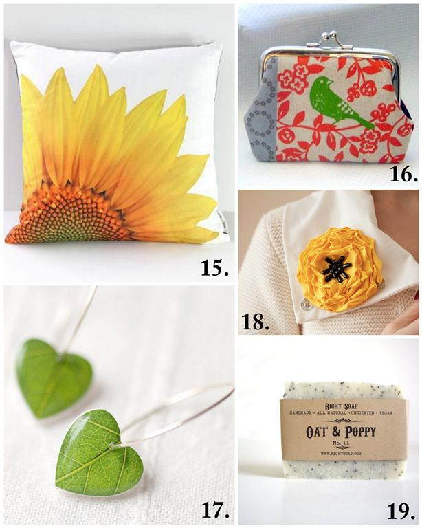 Handmade Mother's Day Gift Ideas for Garden Loving Moms