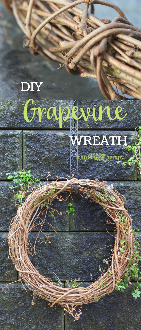 How to Make a DIY Grapevine Wreath
