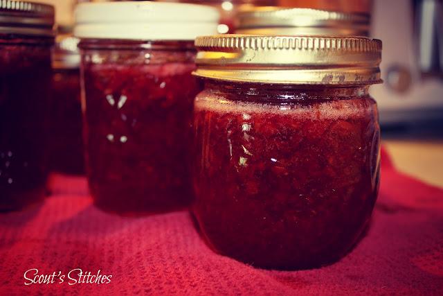 Cherry Jam - Sour Cherry Jam