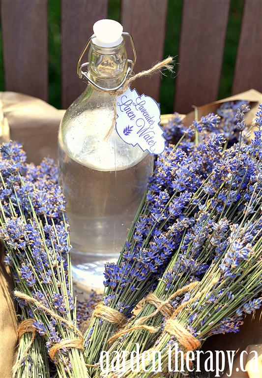 Lavender Linen Water Recipe