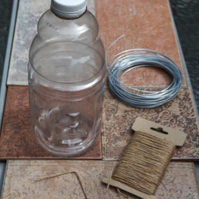 Super Simple DIY Wasp Trap