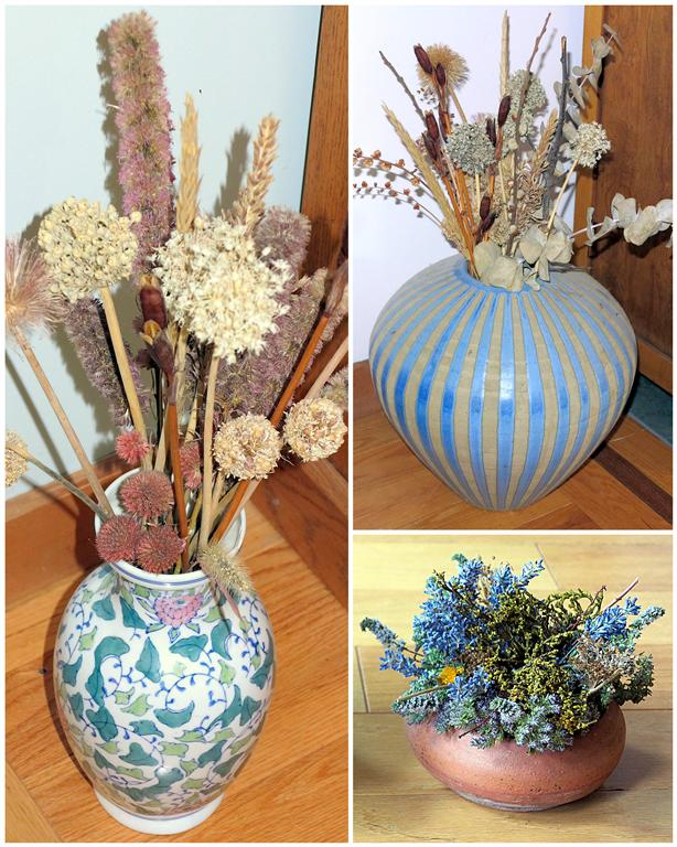 Preserving the ornamental garden how to dry flowers for Dried flowers for crafts
