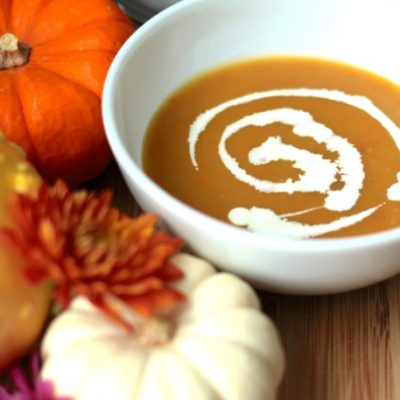The Best Pumpkin Soup You've Ever Tasted