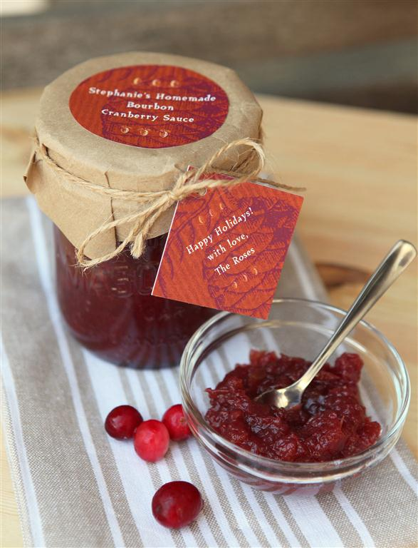 Bourbon Cranberry Sauce Recipe