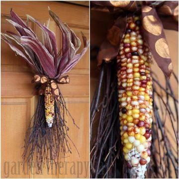 Corn Husk Swag