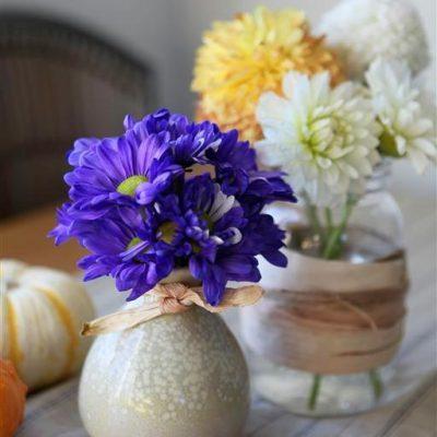 Flower Rearranging