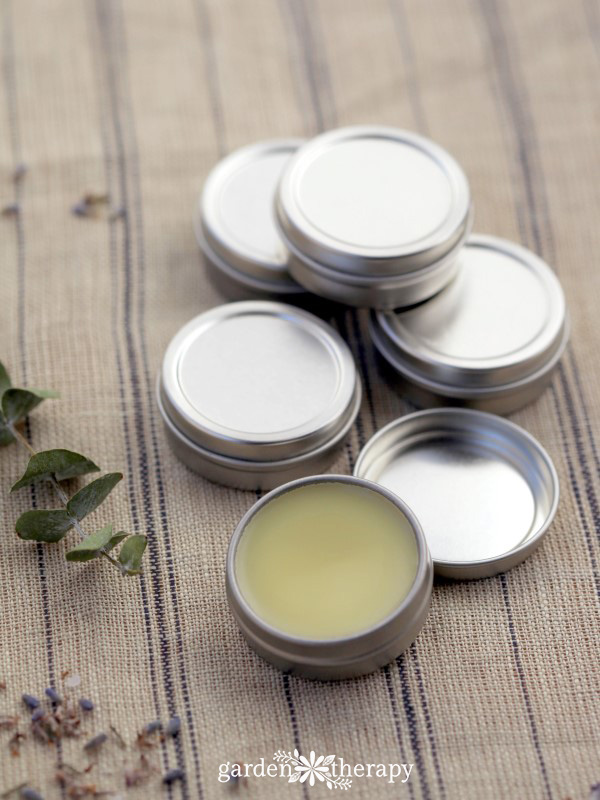 Healing Cuticle Balm Recipe