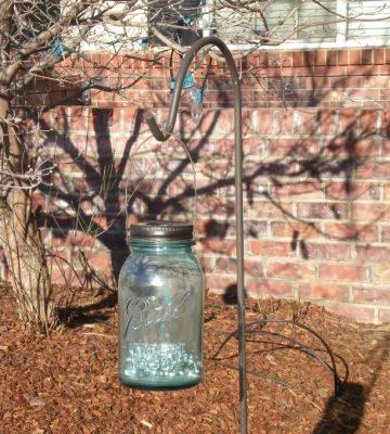 Kim's Mason Jar Lanterns