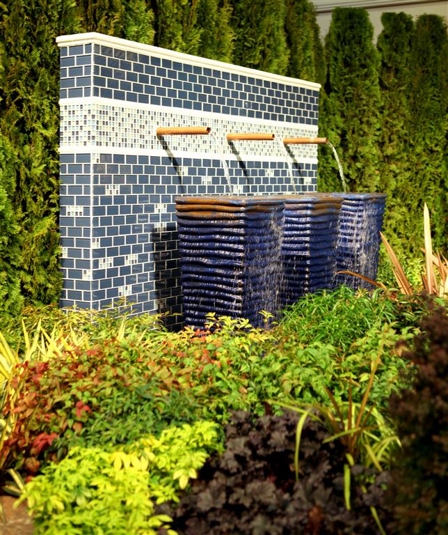 Ceramic Water Feature
