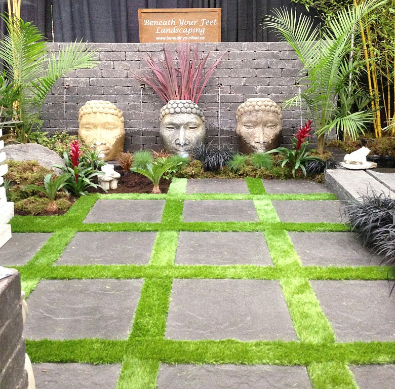 Hits and Misses from the BC Home and Garden Show 2013 ... on Turf Patio Ideas id=57442