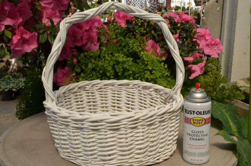 Easter Basket Fairy Garden Garden Therapy