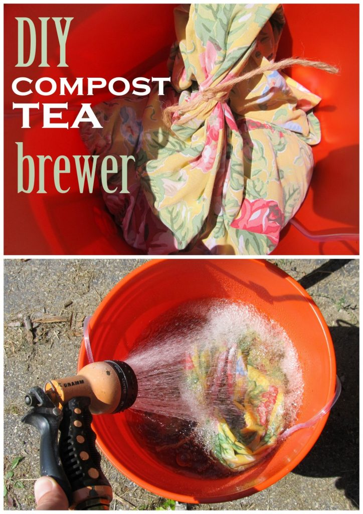 Compost Tea Brewer