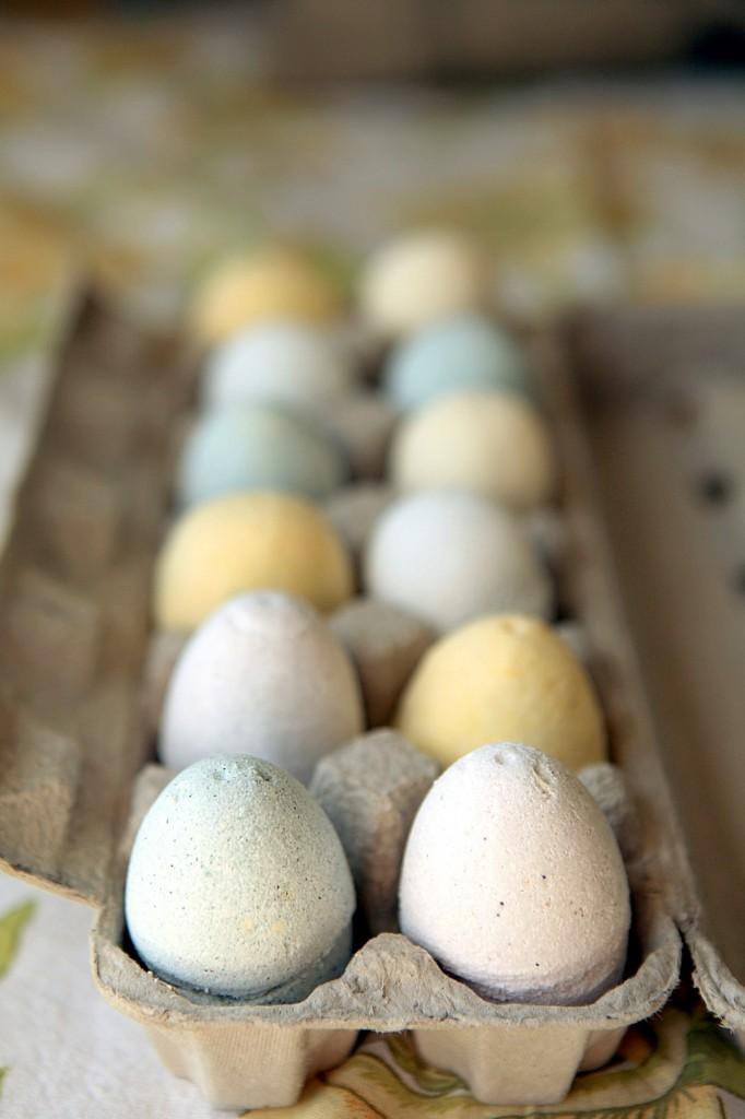 Easter Egg Bath Fizzers