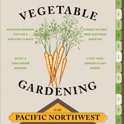 What's New in Vegetable Gardening Books
