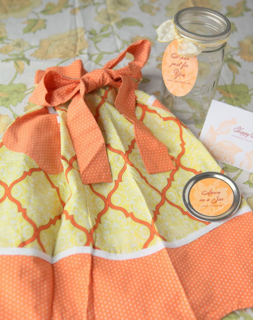 Apron in a Jar Project