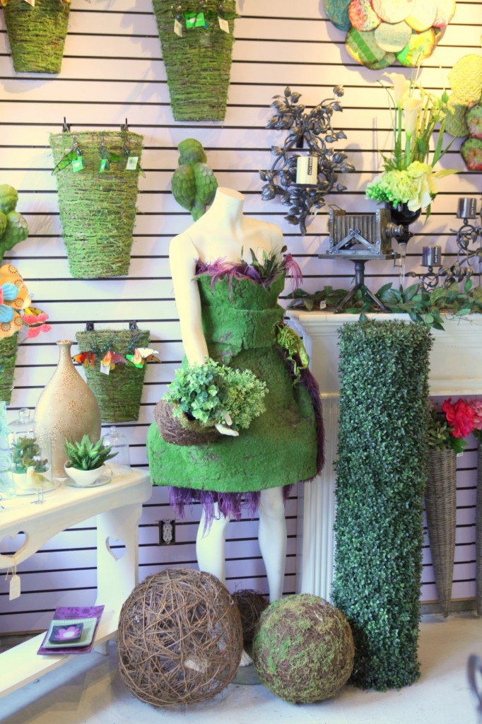 Moss Decor and Fashion