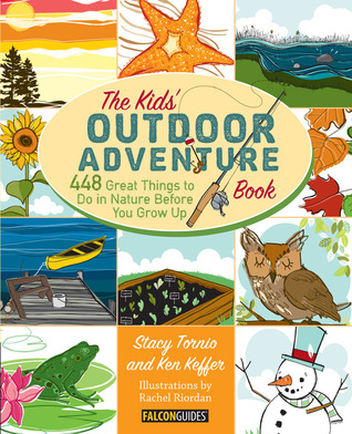 The Kids Outdoor Adventure Book