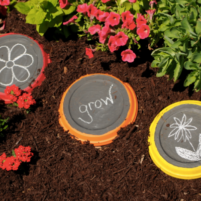 Chalkboard Paint Projects to Get Kids Outside