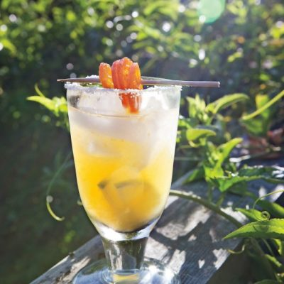 Rangpur Lime Margarita