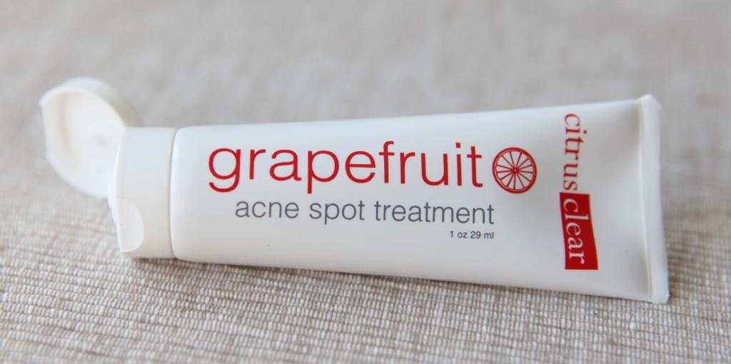 citrus clear acne spot treatment