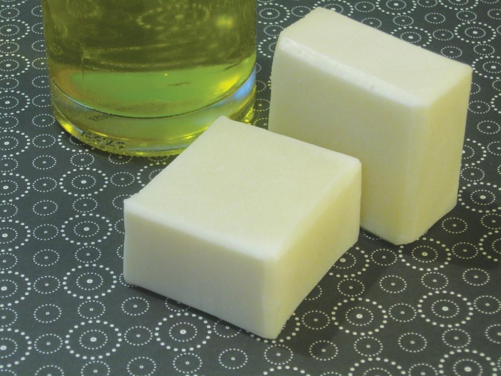 Basic Olive Oil Soap Recipe