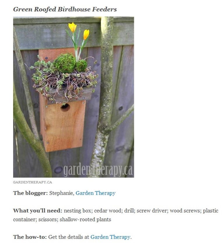 15 Awesome DIY Backyard Projects from Bloggers You Can Actually Do