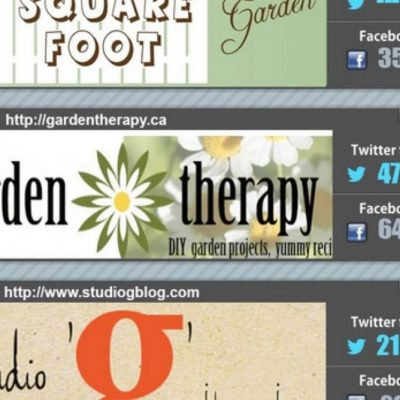 Top Gardening Blogs to Follow in 2013