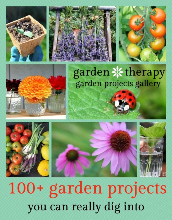 Garden Therapy Gardening- 100+Gardening Tips That Will Get You Digging
