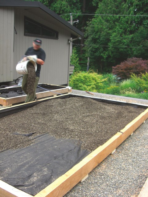 Choosing the Right Soil for a Green Roof