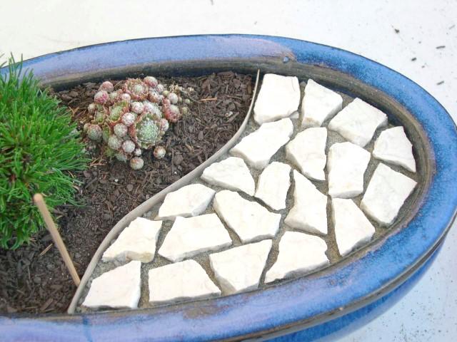 Mini Garden Patio Project Step 5