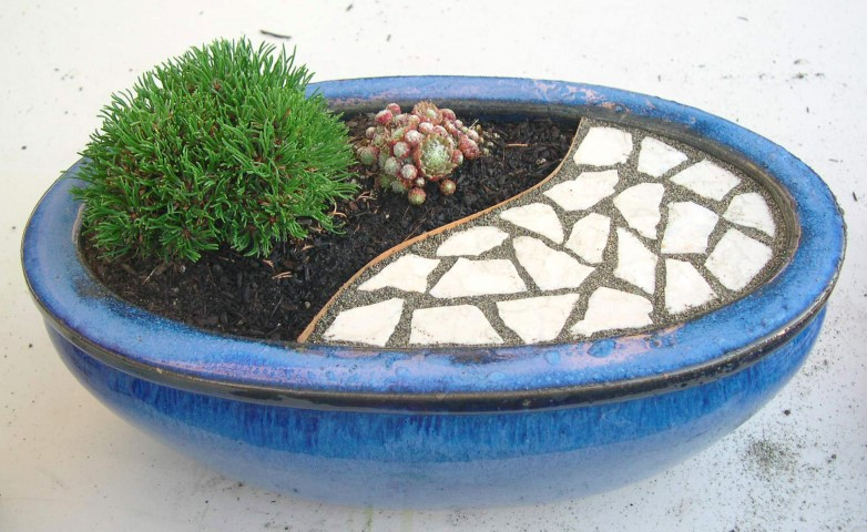 Mini Garden Patio Project Step 10