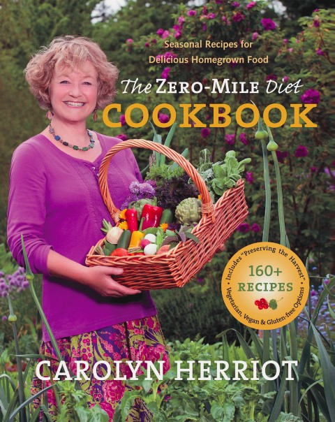 Zero Mile Diet Cookbook