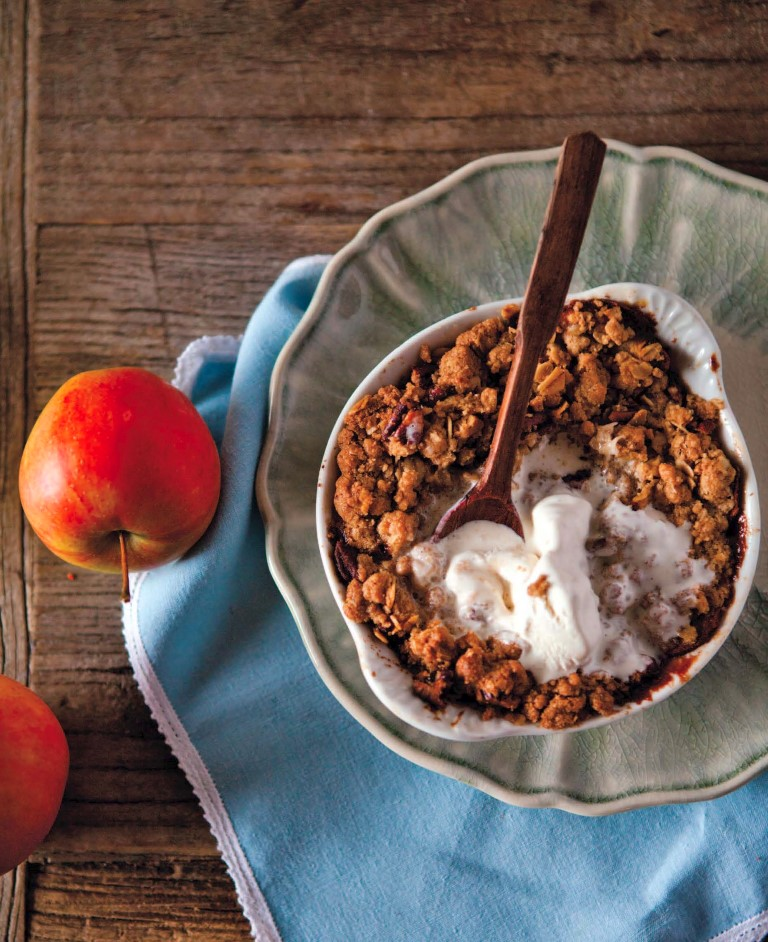 CRAV Apple Crisp Image P 33 Medium