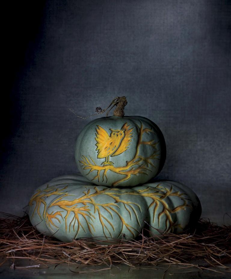 Patterned_Pumpkins
