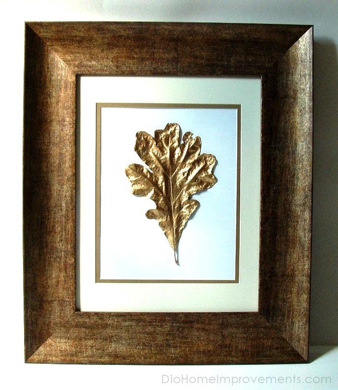 Gold Leaf Whiteoak